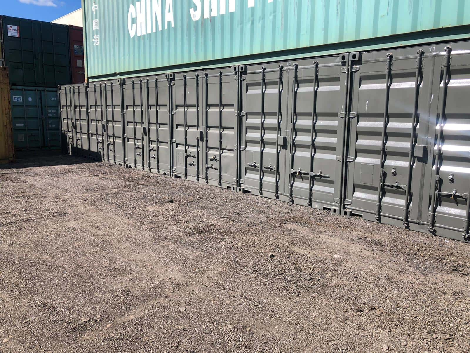 Self-Packing containers in Melbourne