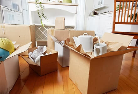 Packing Materials And Moving Boxes