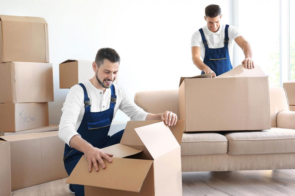 Fully Insured House Removal Services