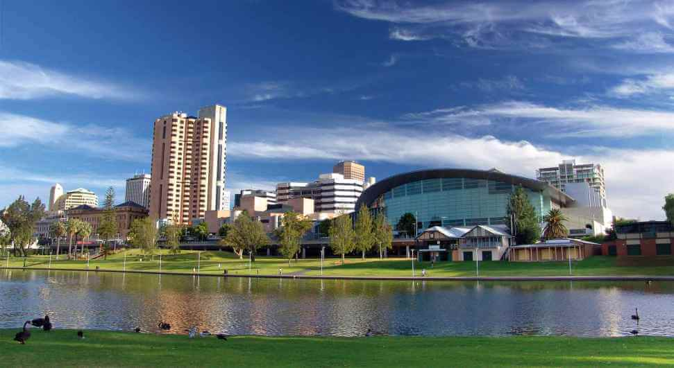About Adelaide